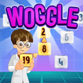 Woggle Word Finder